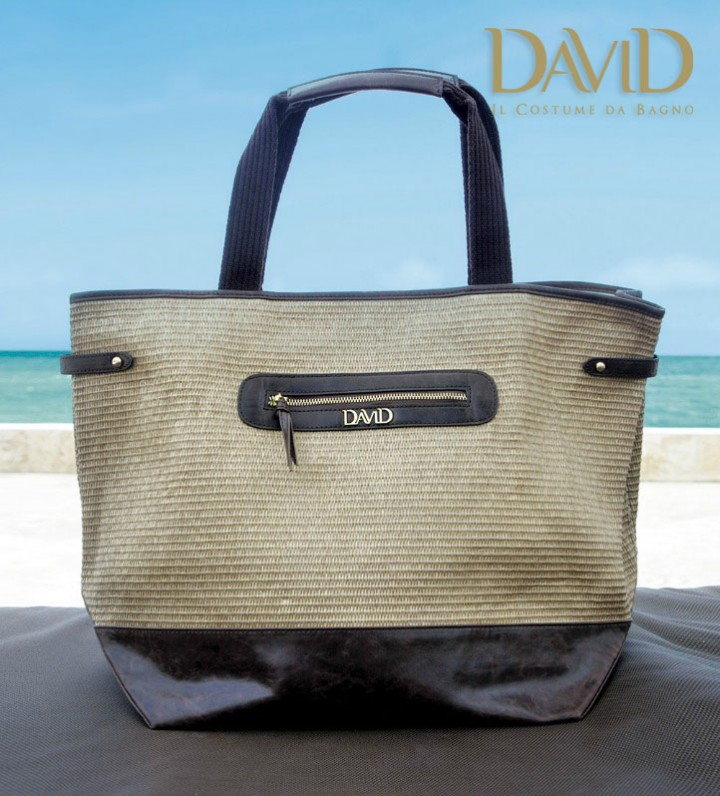 David Swimwear Beachwear Beach Bag