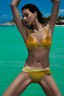 Vacanze Italiane Lidia Bikini zacht oranje