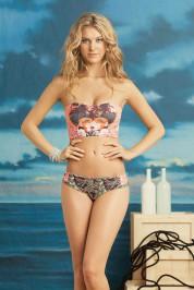 Maaji Flamingo Harbour Bandeau Bikini